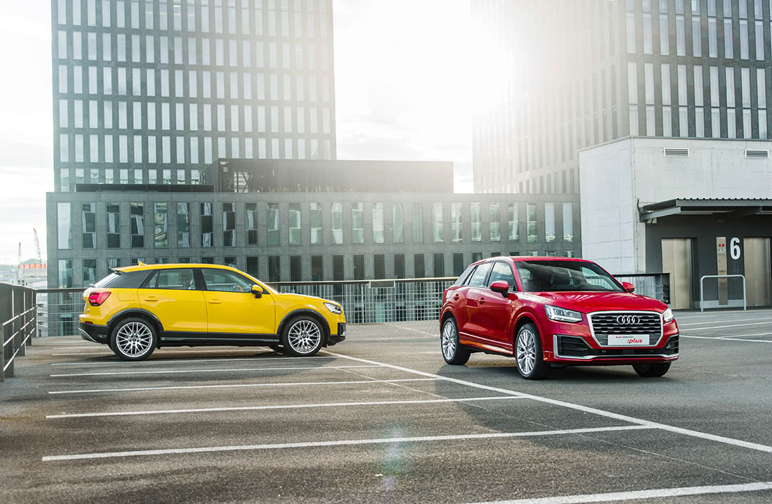 Audi Selection :plus Village